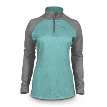 Women's Ink Fleece Quarter Zip