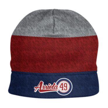 Jake Arrieta MLBPA Beanie 4001