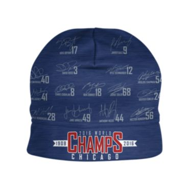 Chicago 2016 World Baseball Champs Beanie