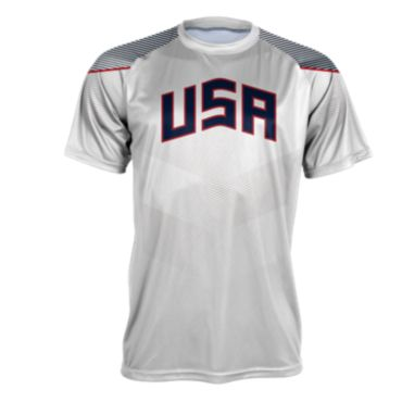 Men's USA Patriot INK Short Sleeve Shirt