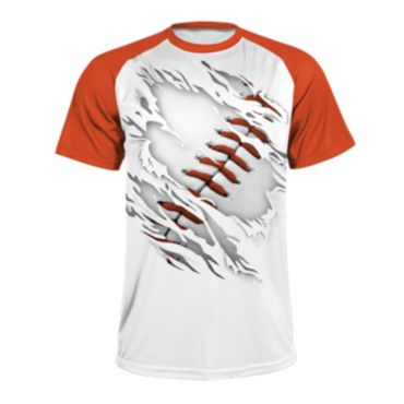 Boombah INK Youth Ball Game T-Shirt