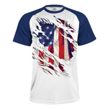 Boombah INK Youth Short Sleeve Shirt 3004