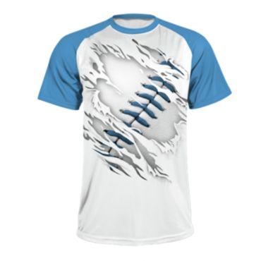 Men's INK Ball Game Short Sleeve Shirt