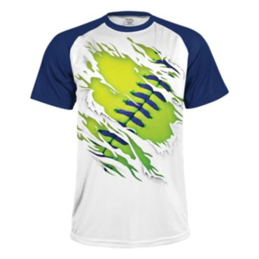 Boombah INK Men's Ball Game T-Shirt
