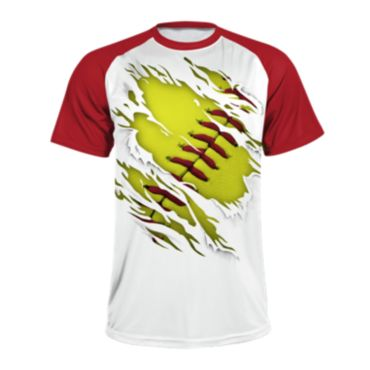 Men's Ball Game INK Short Sleeve Shirt