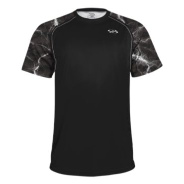 Men's Lightning Bolt INK Short Sleeve Shirt