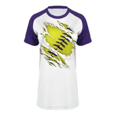 Boombah INK Women's Ball Game T-Shirt
