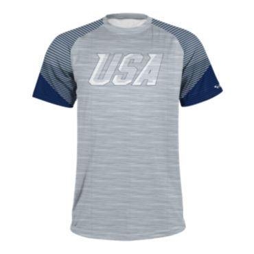Men's USA Short Sleeve Shirt 3021