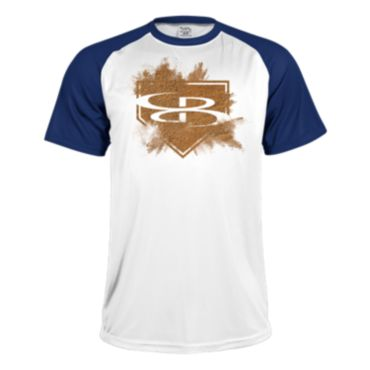 Men's Play At The Plate Short Sleeve Shirt