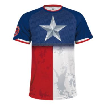 Men's Houston Strong INK Short Sleeve Shirt
