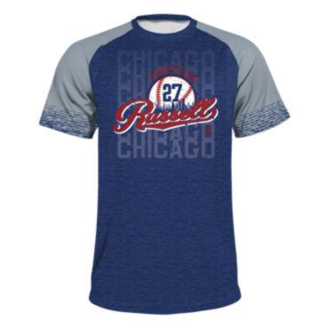 Addison Russell Highlight Short Sleeve Shirt