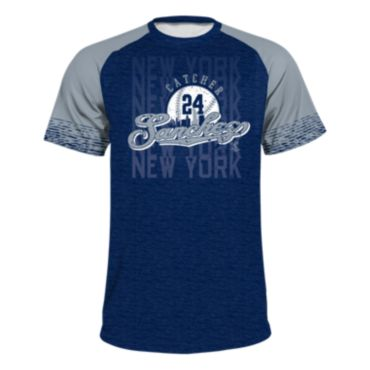 Gary Sanchez Highlight Short Sleeve Shirt