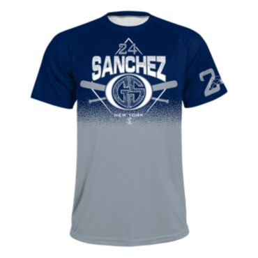 Men's INK Gary Sanchez Short Sleeve Shirt