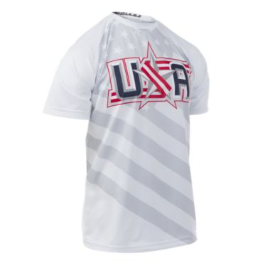 Men's USA INK Short Sleeve Shirt
