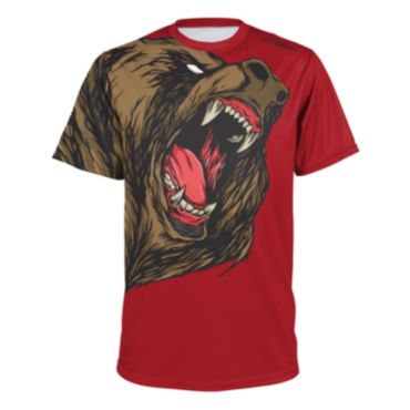 Youth Beast Bear T-Shirt