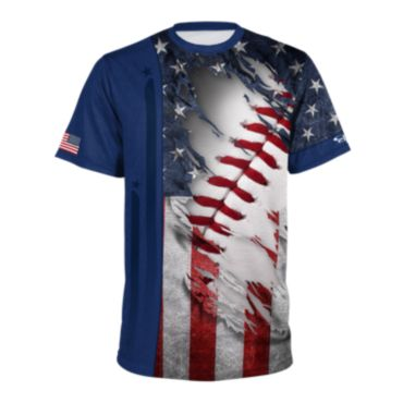 Boombah INK USA Men's America's Pastime T-Shirt