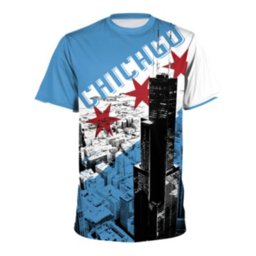 Men's Chicago Short Sleeve Shirt