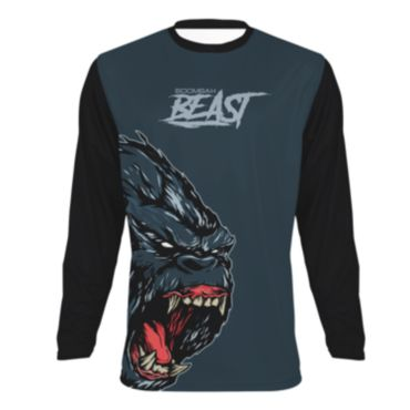 Youth Beast Gorilla Long Sleeve T-Shirt