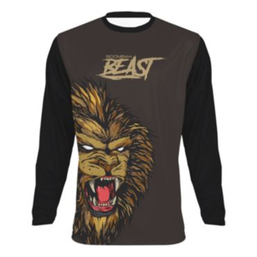 Youth Beast Lion Long Sleeve T-Shirt