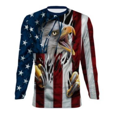 Men's USA Breakout INK Long Sleeve Shirt