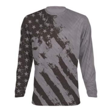 Men's USA Long Sleeve Shirt 3010