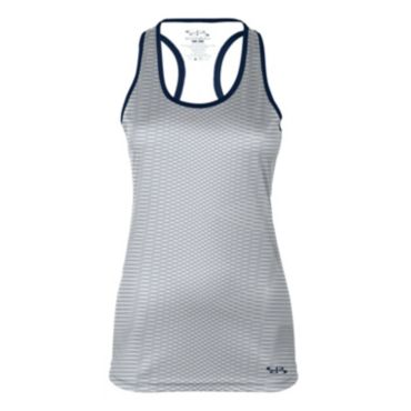 Women's INK Independence USA Mesh Racer Back Tank