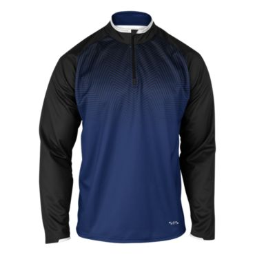 Youth Victor Quarter Zip Pullover