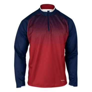Youth INK Victor Quarter Zip Pullover