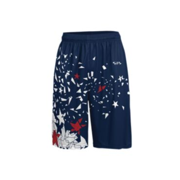 Men's USA Elite INK Basketball Shorts