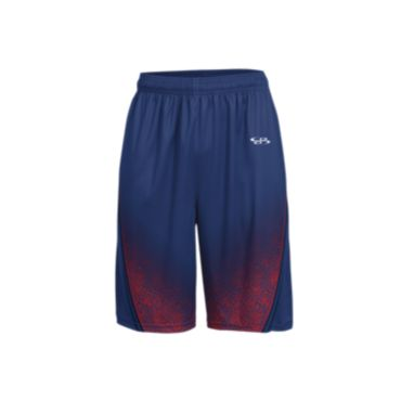 Men's USA Victory INK Basketball Shorts