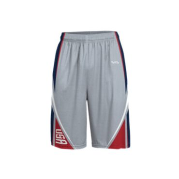 Men's USA Prize INK Basketball Shorts