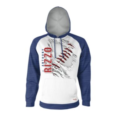 Men's Anthony Rizzo Fleece Hoodie