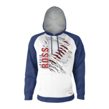 Men's David Ross Fleece Hoodie