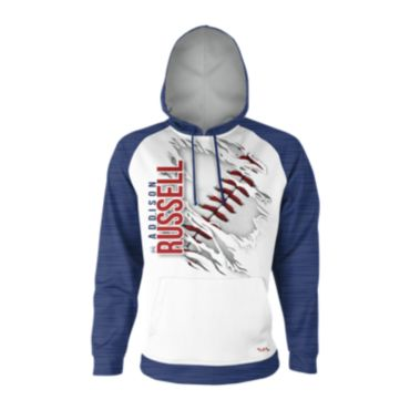 Men's Addison Russell Fleece Hoodie