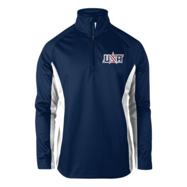 Center Court USA INK Quarter Zip
