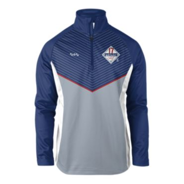 Men's INK Kris Bryant MLBPA Quarter Zip Pullover