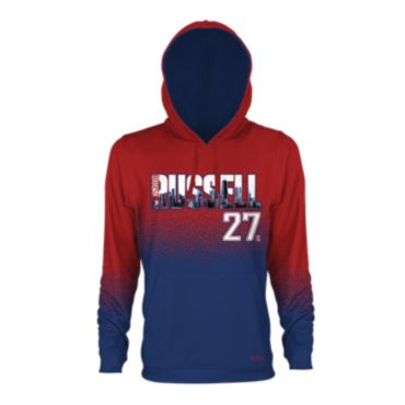 Men's INK Addison Russell Fleece Hoodie