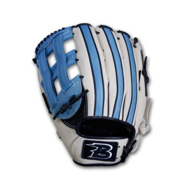 Boombah Classic Striped Fielding Glove