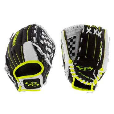 Fastpitch Performance Junior 8020 All Leather Glove w/ B7 Web