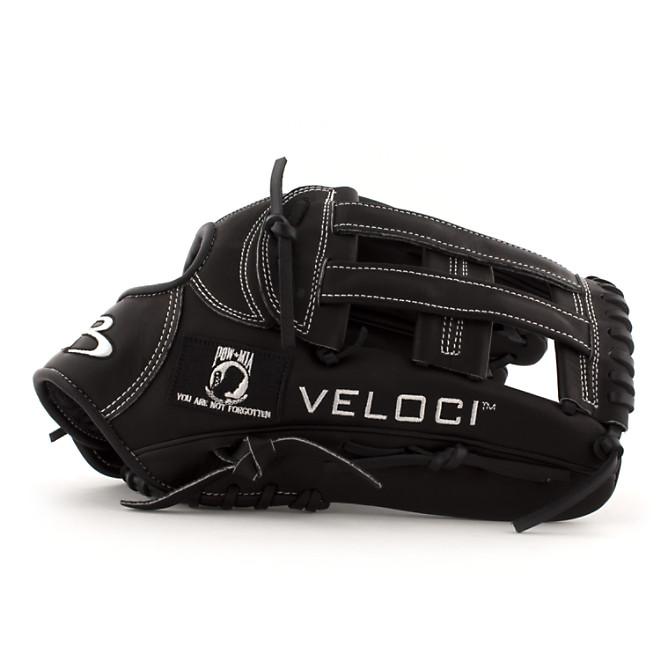 powmia limited edition veloci gr series fielding glove w b4 hweb - Pow Mia Hat