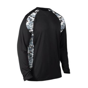 Youth Explosion 2 Long Sleeve Camo Shirt