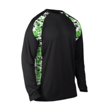 Youth Explosion 2 Long Sleeve Camo Shirt