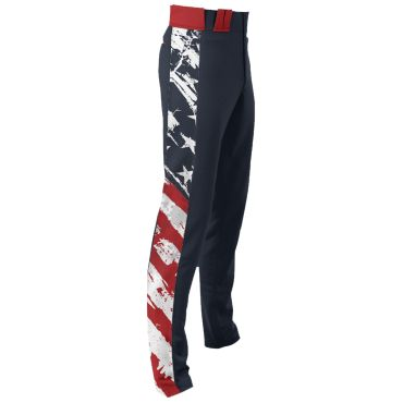 Men's Custom PS Series Baseball Pants Style 1012