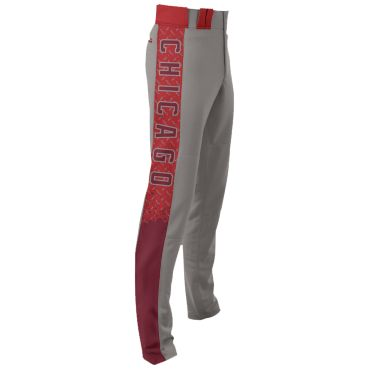 Men's Custom PS Series Baseball Pants Style 1013