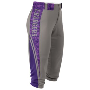 Women's Custom PS Series Fastpitch Pants Style 1009