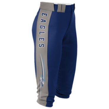 Women's Custom PS Series Fastpitch Pants Style 1011
