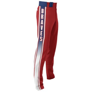 Youth Custom PS Series Baseball Pants Style 1014