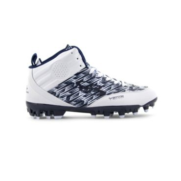 Men's Baller Molded Lacrosse Cleat Mid