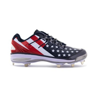 Riot USA Flag Metal Cleat