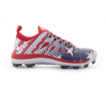 Men's Squadron Flag Molded Cleats